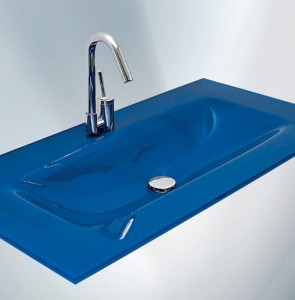 Glass wash basin  n-733